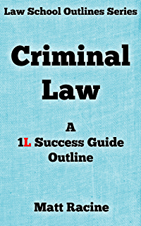 Torts a 1l success guide outline law school outlines book 2 criminal law a 1l success guide outline law school outlines fandeluxe Image collections