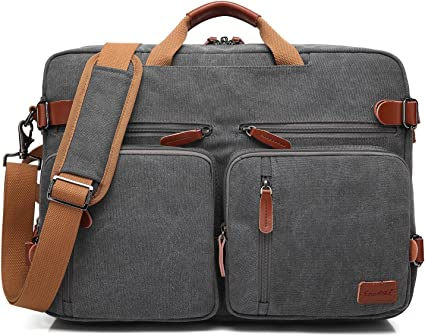 Laptop Aktentasche Laptop Rucksack 17.3 Zoll Multifunktions-Business-Rucksack