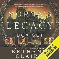 Morna's Legacy Set #1: Scottish Time Travel Romances