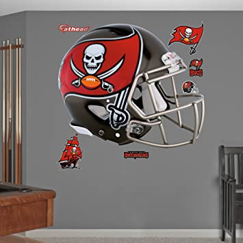 NFL Tampa Bay Buccaneers Fathead Wall Decal, Real Big