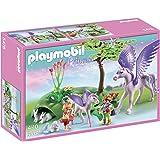 Playmobil Princesas - Príncipe con unicornio (5478)