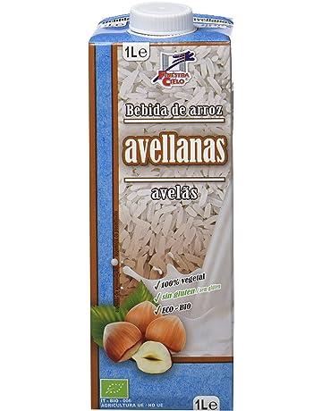 La Finestra Sul Cielo Bebida Vegetal de Arroz con Avellanas - Paquete de 6 x 1000