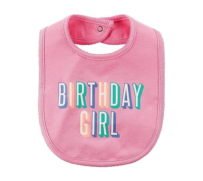 Carters Baby Girls Birthday