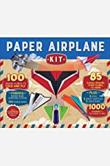 Paper Airplane Kit Hardcover