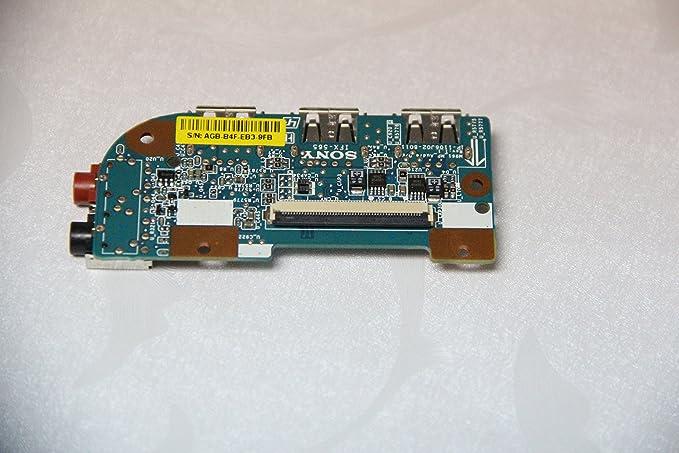 New USB Audio Sound Board For Sony VAIO VPCEA VPCEB VPCEC IFX-565 IFX567