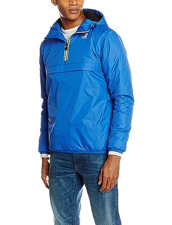 Jacket - LE VRAI 3.0 LEON PADDED - K-Way - XXL - Royal