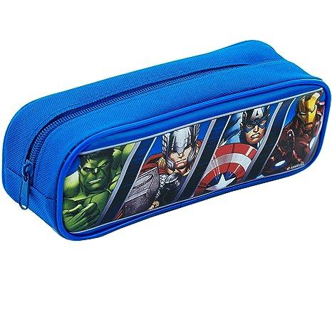 Amazon.com: Marvels Avengers - Estuche para lápices, color ...
