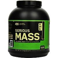 Optimum Nutrition Serious Mass Gainer Chocolate, 2,73 kg