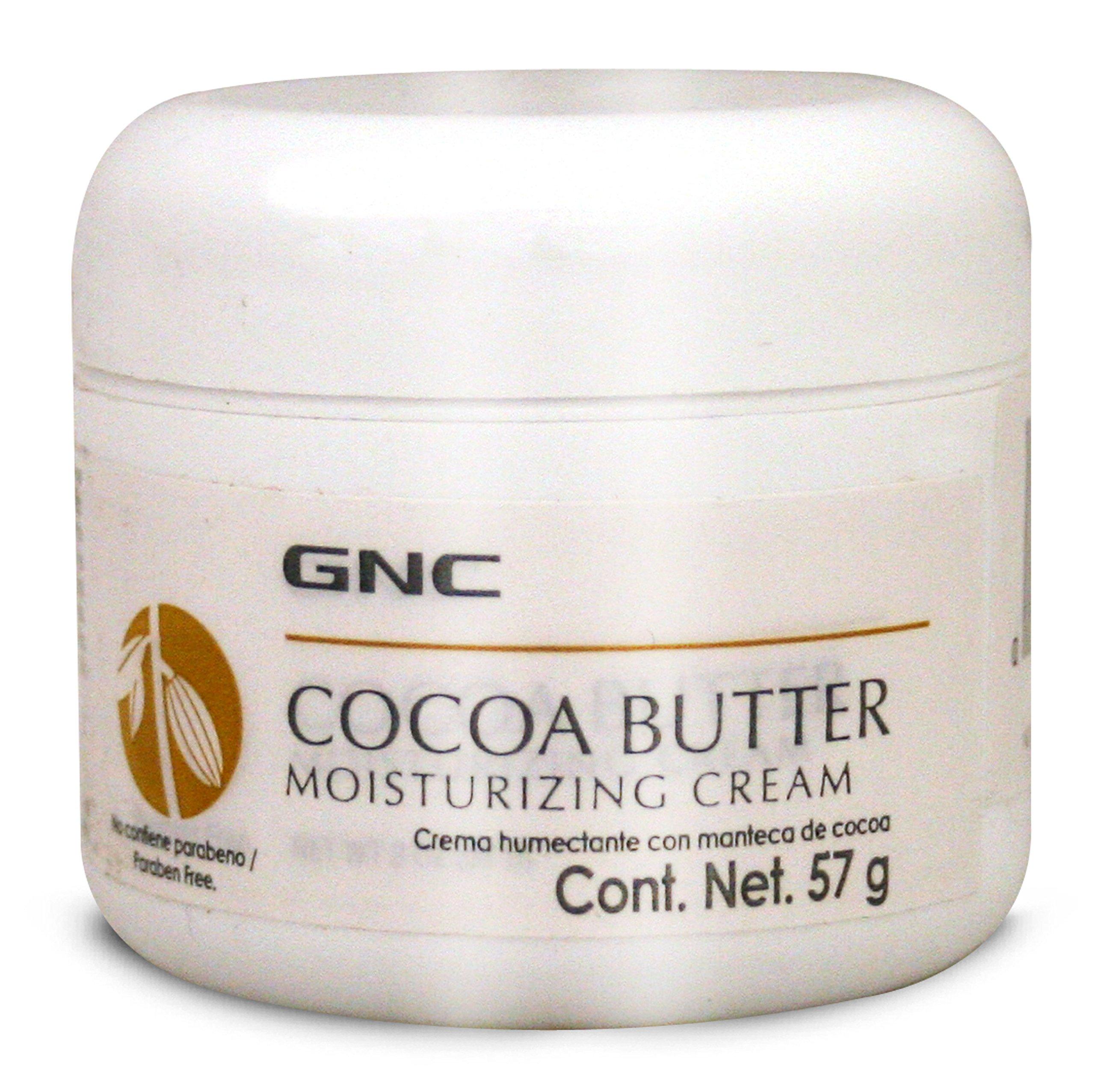 GNC Cocoa Butter Moisturizing Cream