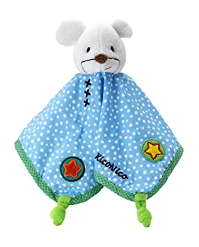itsImagical - Doudou Kiconico, doudou de Tela para bebé de Color Azul (Imaginarium 87196