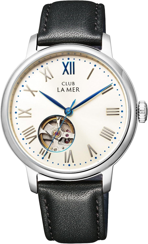 [シチズン]CITIZEN CLUB LA MER クラブラメール 機械式腕時計 シースルーバック オープンハート BJ7-018-10 メンズ B01M8HTM5N