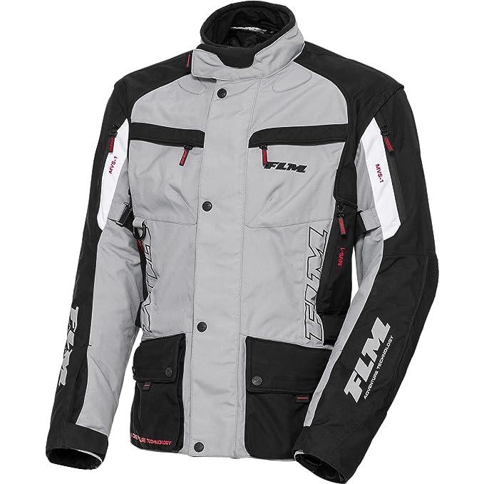 FLM Motorradschutzjacke, Motorradjacke Reise Textiljacke 1.0