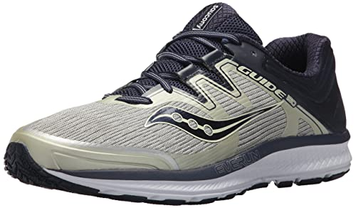 a27ca23bb846 Saucony Men s Guide Iso Gymnastics Shoes  Amazon.co.uk  Shoes   Bags