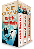 A Libby Sarjeant Murder Mystery Boxset Vol 1 (English Edition)