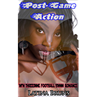 Post-Game Action: MFM Threesome Football BWWM Romance (English Edition)