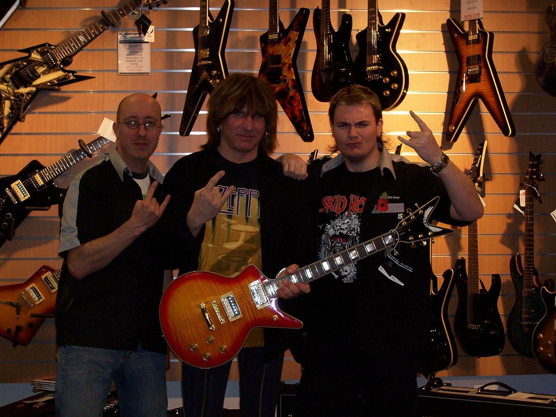 plantilla de plan de negocios para un taller de guitarra en ...