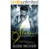 Storm (BAND OF NAVY SEALS Book 4)