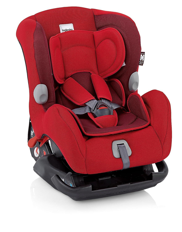 Inglesina Marco Polo Seggiolino Auto, Gruppo 0+/1, da 0 a 18 Kg , Rosso L' Inglesina Baby S.p.A. AV94E0RED AV93F0RED