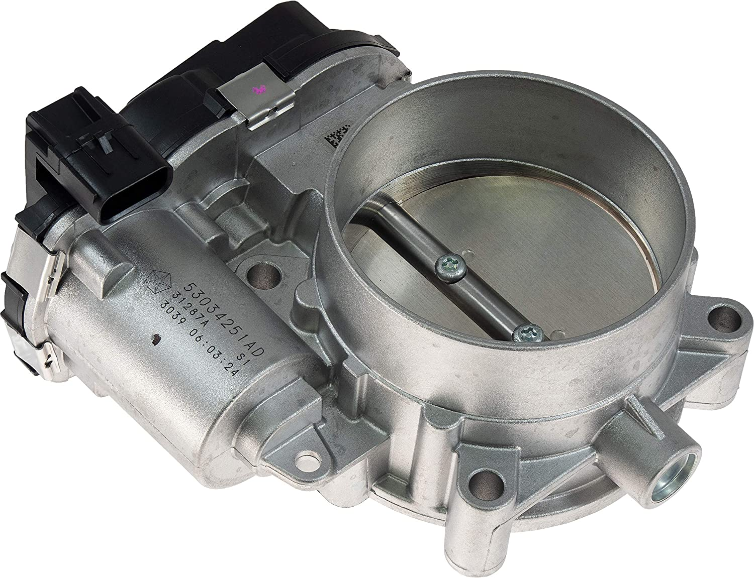APDTY 143102 Throttle Body Assembly Fits Select 5.7L Hemi or 6.4L Engine