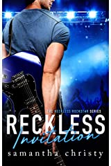 Reckless Invitation (The Reckless Rockstar Series) Kindle Edition
