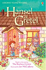 Hansel and Gretel: For tablet devices (Usborne Young Reading: Series One) Kindle Edition