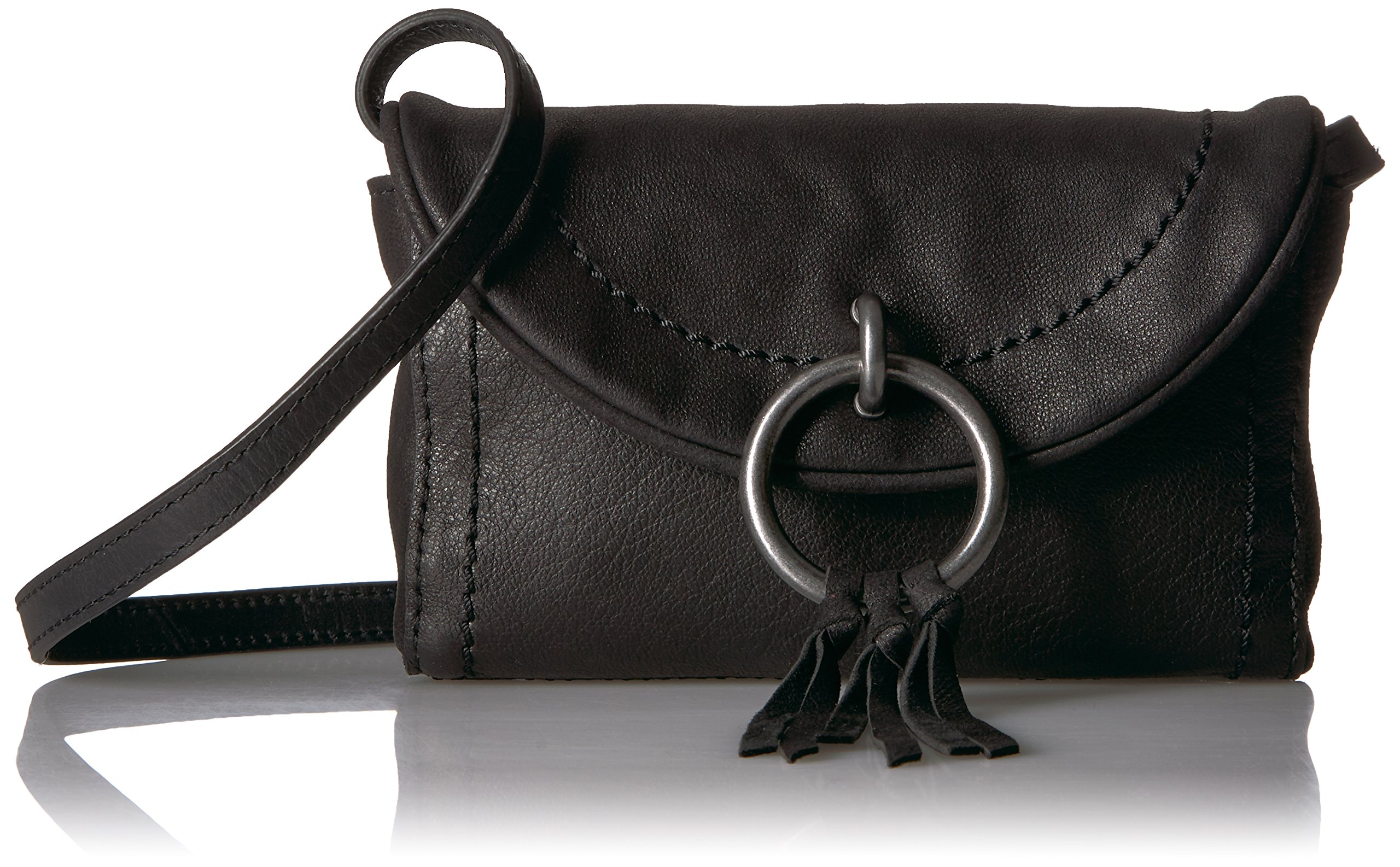 Lura Convertible Wallet Wallet, black, One Size