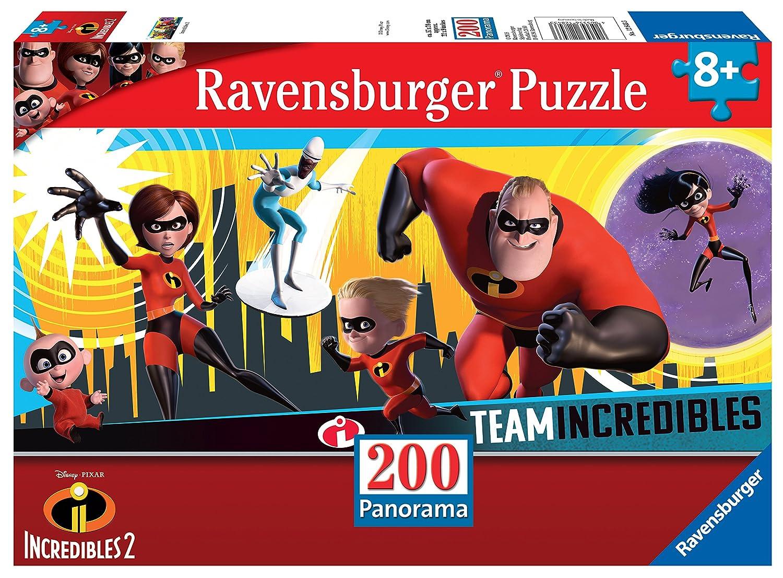 Amazon Ravensburger Disney Pixar Incredible 2 Puzzle 200