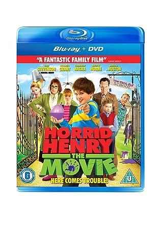 Horrid Henry The Movie Blu Ray Dvd Blu Ray
