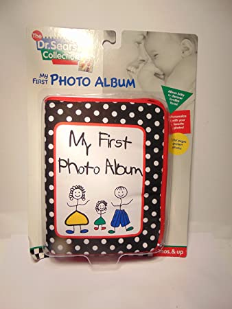 Amazoncom The Dr Sears Collection My First Photo Album Cloth
