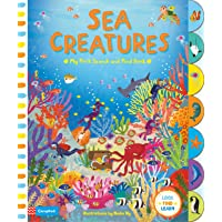 Sea Creatures (My First Search and Find)