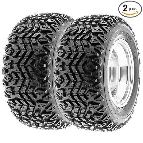 Amazon.com: SunF - Juego de 2 neumáticos de repuesto para ...