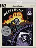 WESTFRONT 1918 & KAMERADSCHAFT (Two films by G.W Pabst) [Masters of Cinema] Dual Format (Blu-ray & DVD) edition