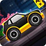 kid car games - Ninja City Tokyo Drift: Clumsy Ninja Chasing Cars