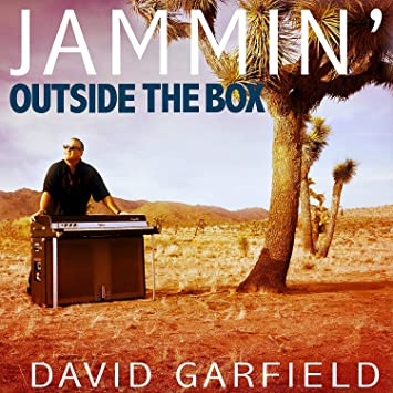 Resultado de imagen de david garfield lp jammin outside the box (2018)