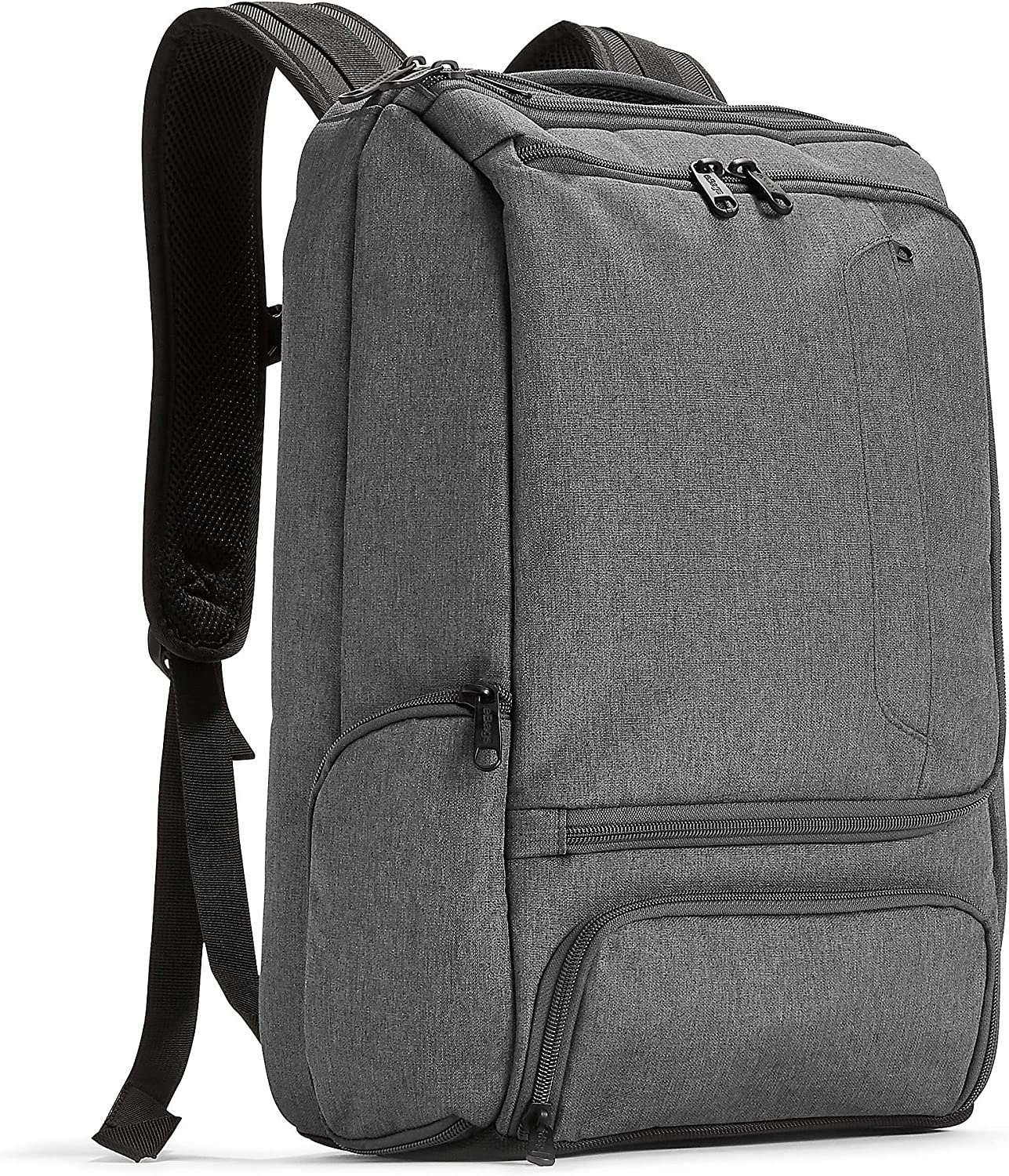 eBags Pro Slim Laptop Backpack (Heathered Graphite)