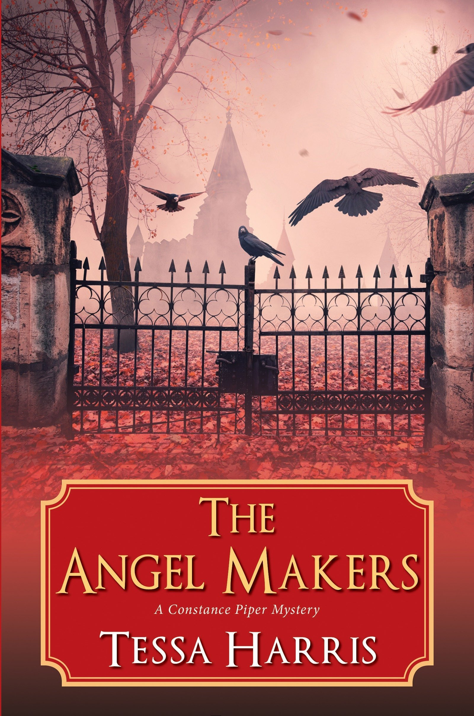 Download The Angel Makers (A Constance Piper Mystery) pdf epub