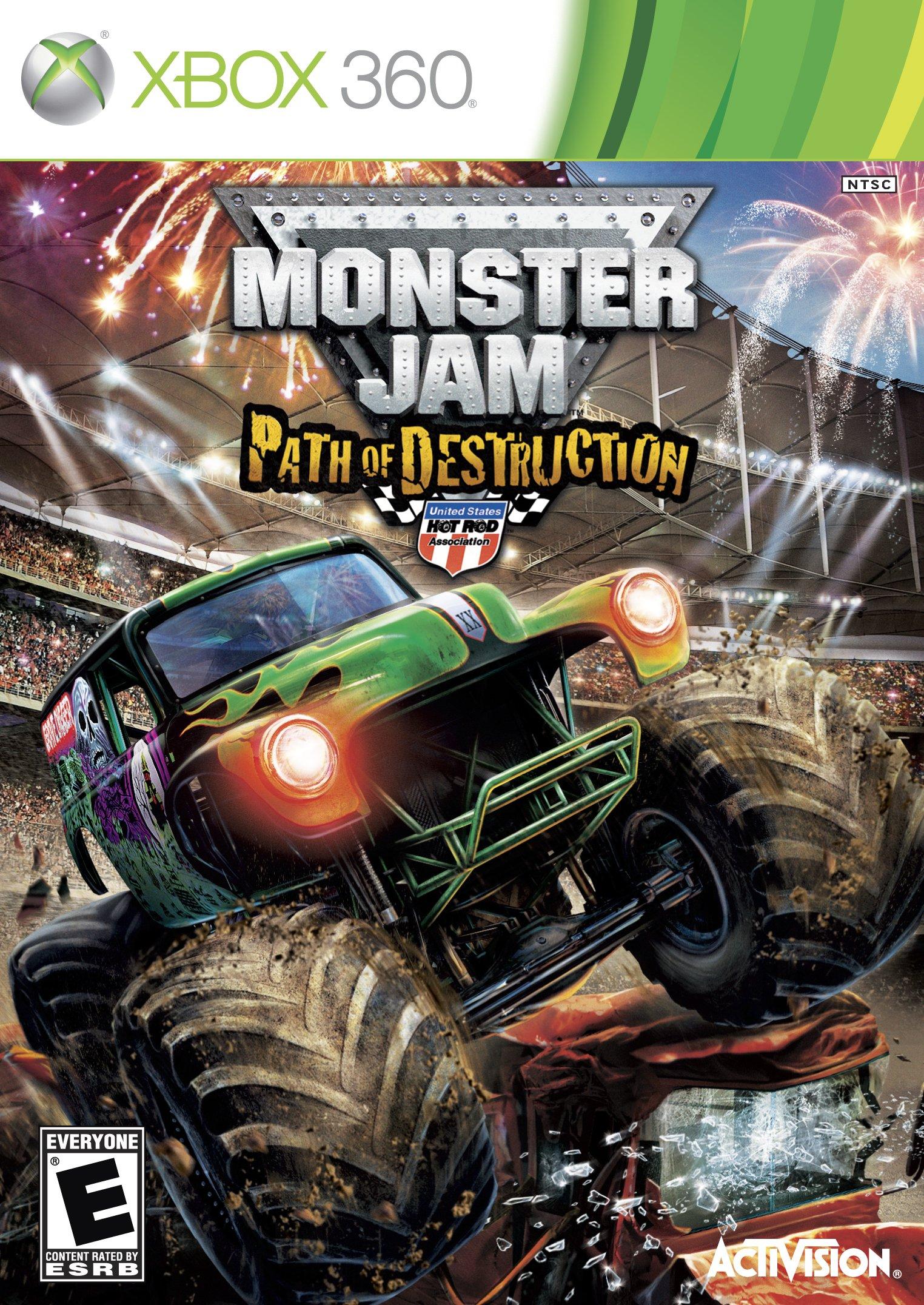 Monster Jam 3: Path of Destruction - Xbox 360