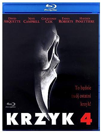 Scream 4 Blu-Ray Region B IMPORT No hay versión española: Amazon ...