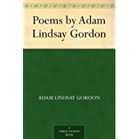 Poems by Adam Lindsay Gordon