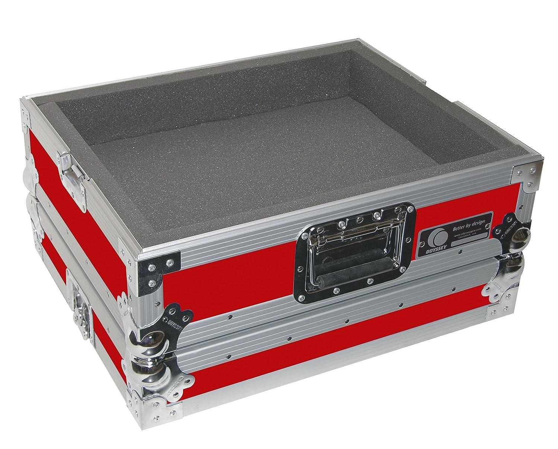 Odyssey FTTXRED Flight Style Dj Turntable Case Odyssey Innovative Designs