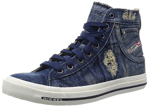 Diesel Sneaker Hombre Magnete Exposure I Men Botas,44: Amazon.es: Zapatos y complementos