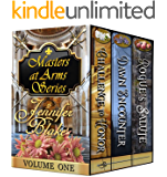 Masters At Arms Series - Volume One (Masters At Arms Boxed Sets Book 1) (English Edition)