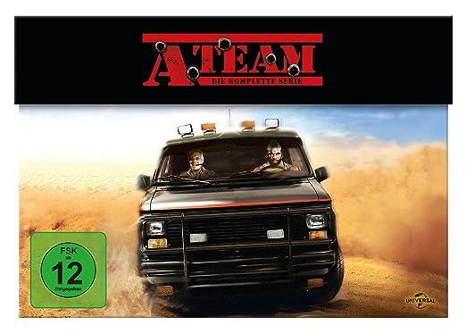 A-Team – DVD Box