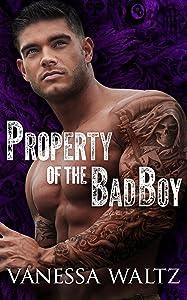 Property of the Bad Boy (Cravotta Crime Family Book 3)