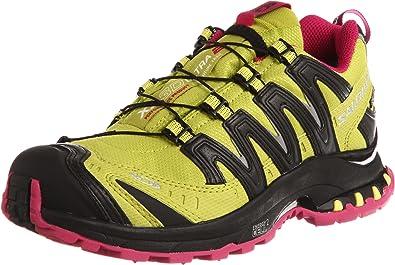Salomon XA Pro 3D Ultra 2 GTX, Zapatillas de Estar por casa para Mujer, Amarillo, 40 EU: Amazon.es: Zapatos y complementos