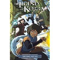 Legend Of Korra, The: Turf Wars Part One