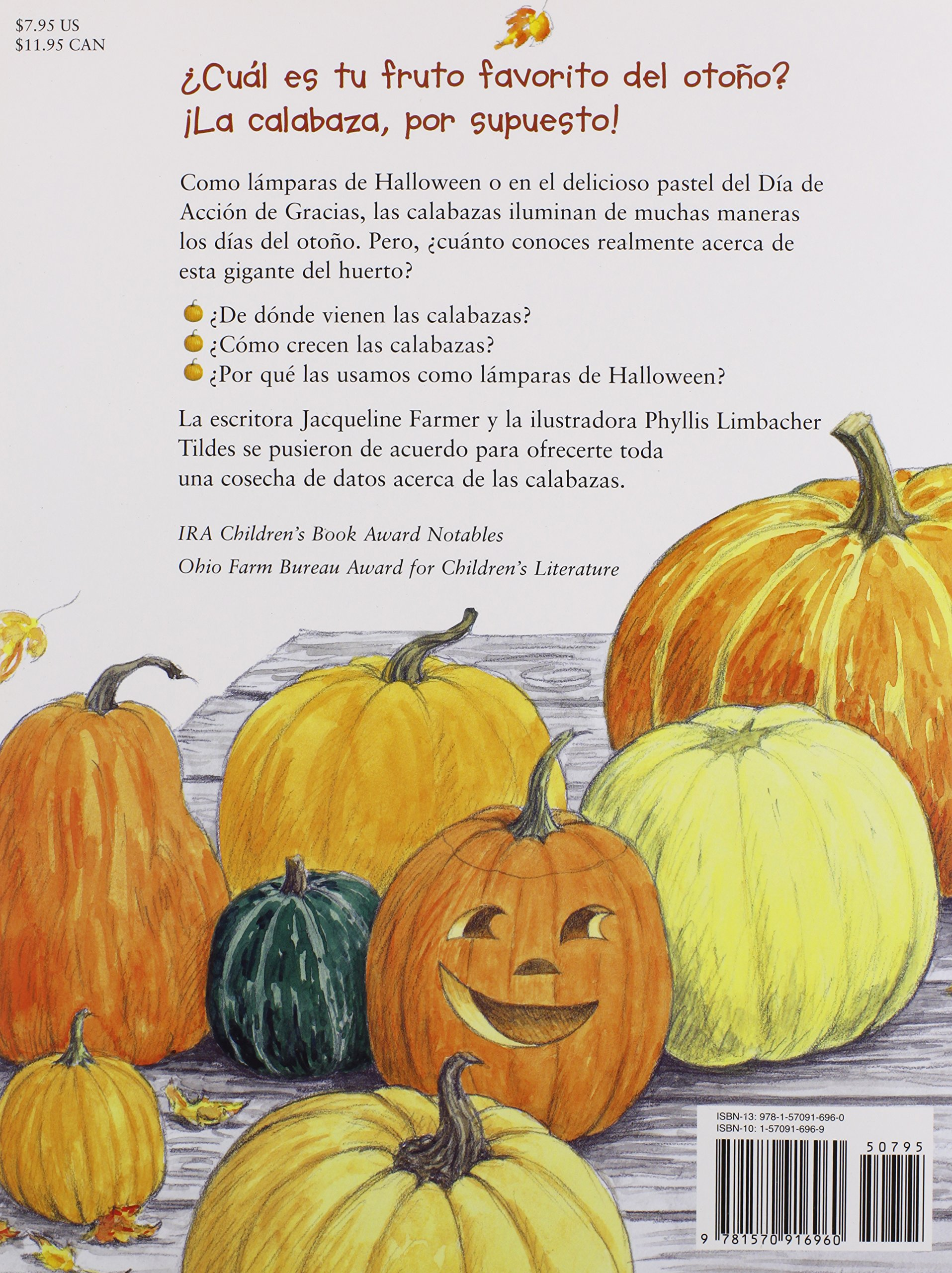 Calabazas by Brand: Charlesbridge Publishing (Image #2)
