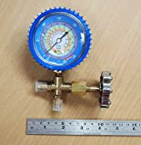 R134a R404a R22 R410a Single Manifold Gauge Hose