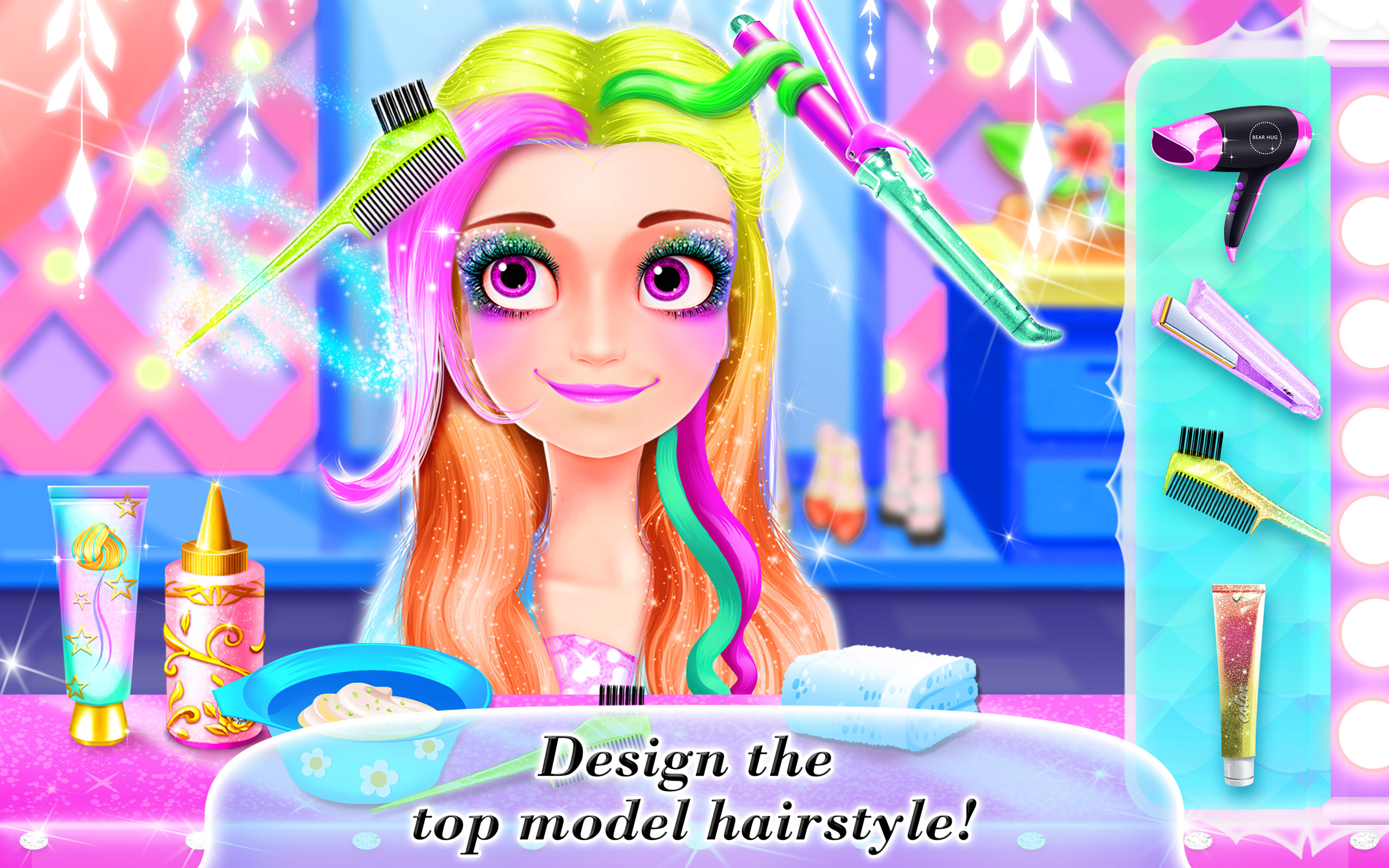 Amazon.com: Beauty Salon - Girls Games: Appstore for Android