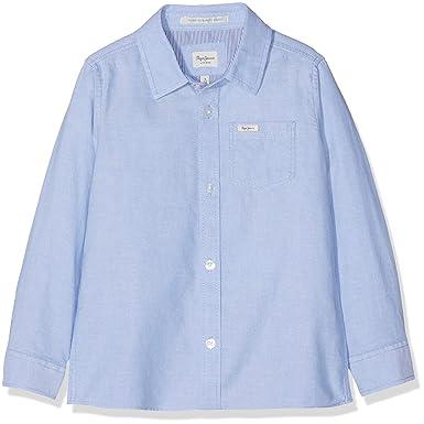 87d7833caf21 Pepe Jeans Chemise Garçon  Amazon.fr  Vêtements et accessoires